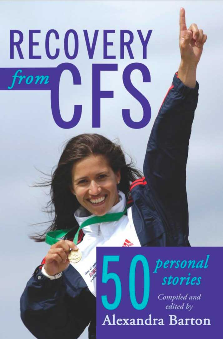 Recovery CFS book cover